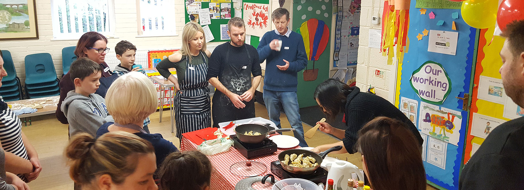Chinese New Year 2017- Community Cooking Class