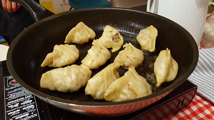 how to make dumplings taste