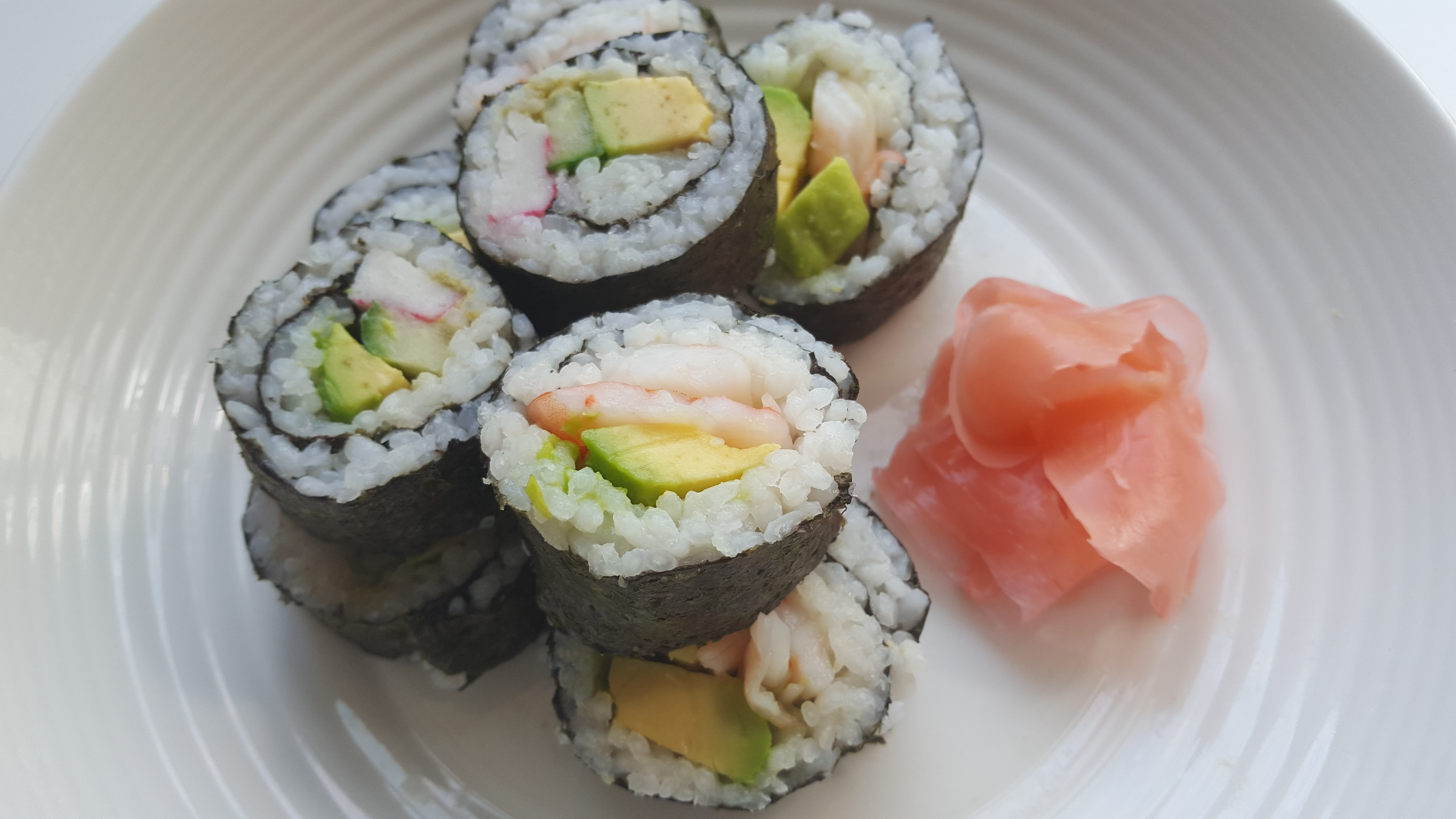 Sushi and Miso Cooking Class with Cracking Good Food: Saturday 24th June 2017